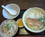 沖縄そば定食.JPG