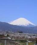 地元の富士山はババロアみたい.JPG